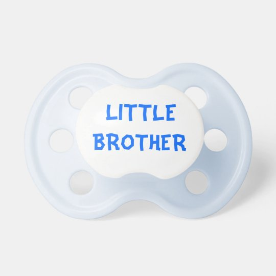 Little Brother pacifier