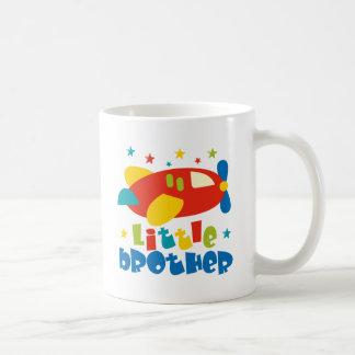 Little Brother Stars Plane Coffee Mug