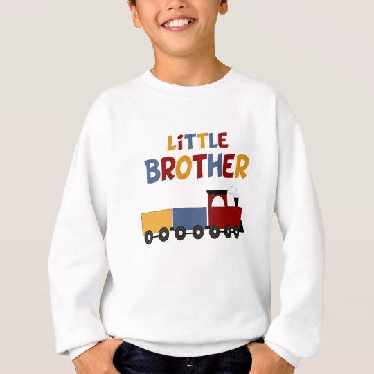 Little Brother Train Sweatshirt
