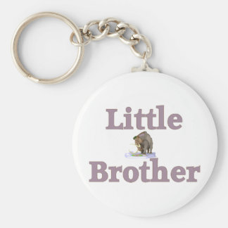 Little Brother Wooly Mammoth Key Chains