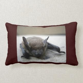 Little brown bat (Myotis lucifugus) Lumbar Pillow