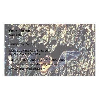 Little Brown Bats Business Card Templates