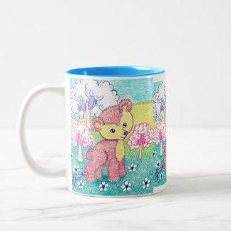Little Brown Bear Cub Mugs