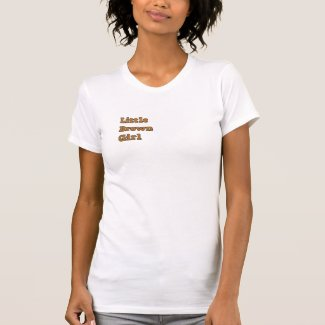 Little Brown Girl T-shirt