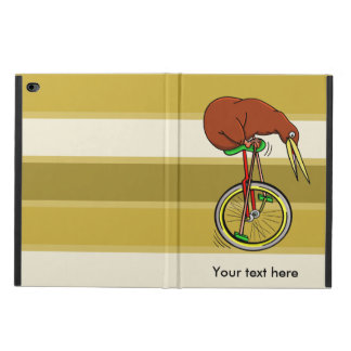 Little Brown Kiwi On A Red Unicycle Powis iPad Air 2 Case