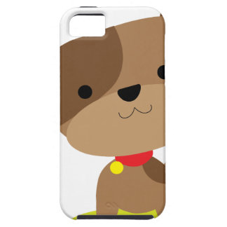 little brown pup iPhone SE/5/5s case