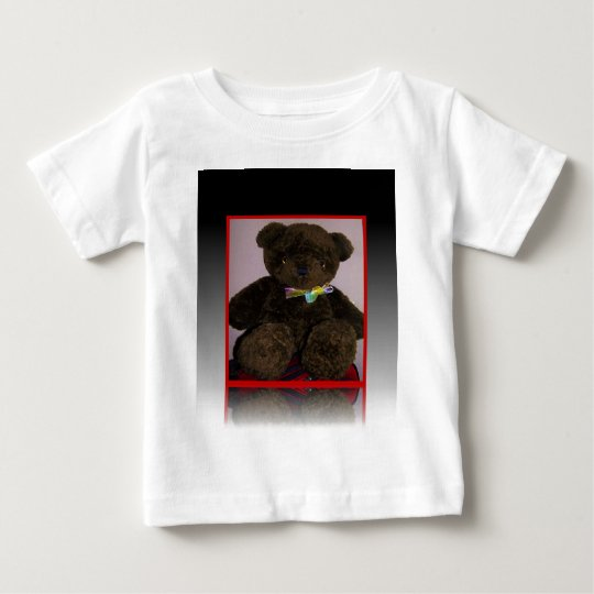 Little Brown Teddy Bear Baby T-Shirt