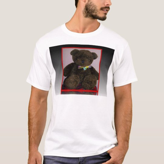 Little Brown Teddy Bear T-Shirt