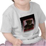 Little Brown Teddy Bear T Shirt
