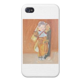 Little_Buddha iPhone 4 Funda