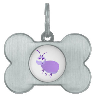 Little Bug Pet Name Tag