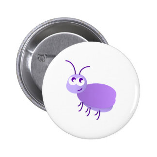 Little Bug Pinback Button