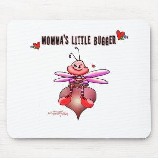 Little Bugger - Valentine Mouse Pad