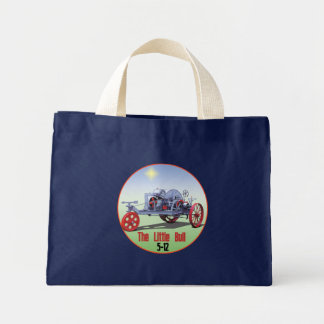 Little Bull Tractor Mini Tote Bag