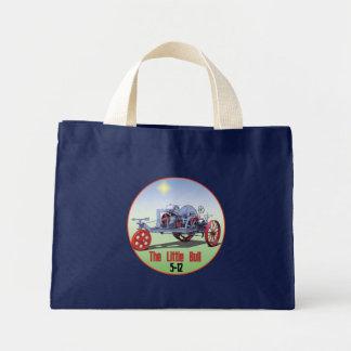 Little Bull Tractor Mini Tote Bag