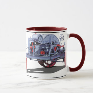 Little Bull Tractor Mug