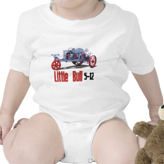 Little Bull Tractor T Shirt