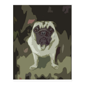 Little Bulldog Postcard
