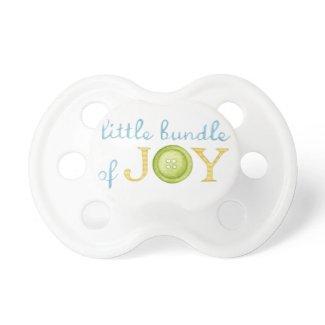 Little Bundle Of Joy Pacifier