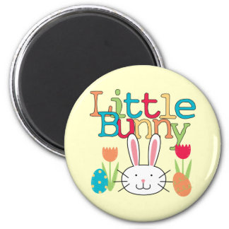 Little Bunny -Boy Easter T-shirts and Gifts Magnet