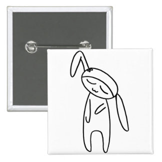 little bunny doll buttons