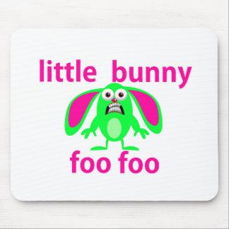 LITTLE BUNNY FOO FOO MOUSE PAD