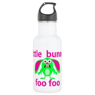 LITTLE BUNNY FOO FOO STAINLESS STEEL WATER BOTTLE