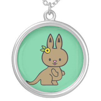 Little Bunny Personalized Necklace