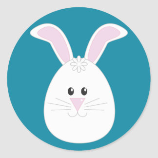 Little Bunny Sticker