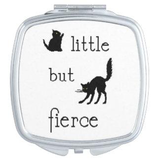 Little but Fierce compact mirror