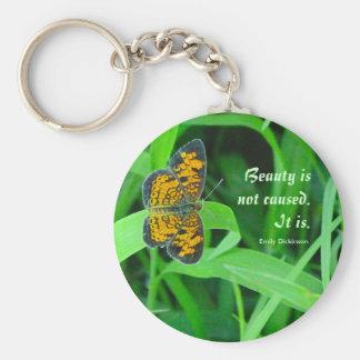 Little Butterfly Keychain