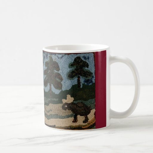 Little Cabin in the Woods Classic White Coffee Mug