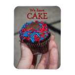 Little Cake magnet