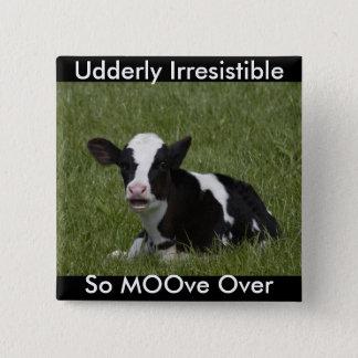 Little Calf Button