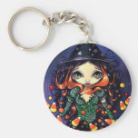 """""""Little Candy Witch"""" Keychain"""