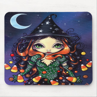 """""""Little Candy Witch"""" Mousepad"""