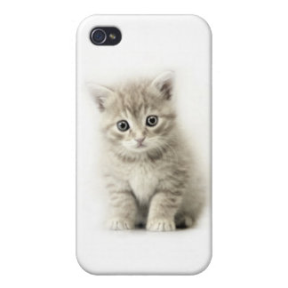 LITTLE CAT CASE FOR iPhone 4