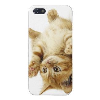 LITTLE CAT CASE FOR iPhone SE/5/5s