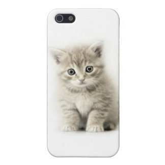 LITTLE CAT COVER FOR iPhone SE/5/5s