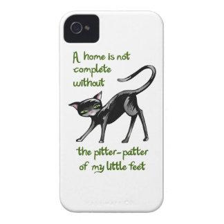 LITTLE CAT FEET iPhone 4 CASES