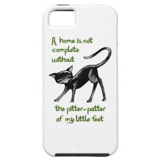 LITTLE CAT FEET iPhone 5 CASE