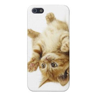 LITTLE CAT iPhone SE/5/5s COVER