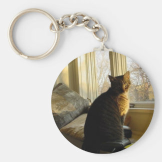 LITTLE CAT KEY CHAIN