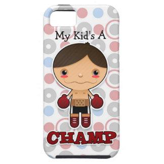 Little Champ - iPhone 5 Case- Boy iPhone SE/5/5s Case