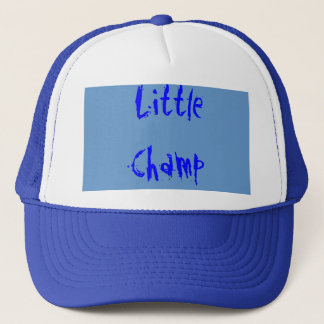 Little Champ Trucker Hat