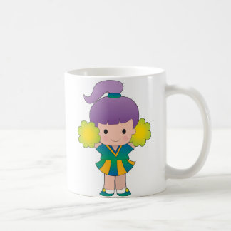 Little Cheerleader Coffee Mug