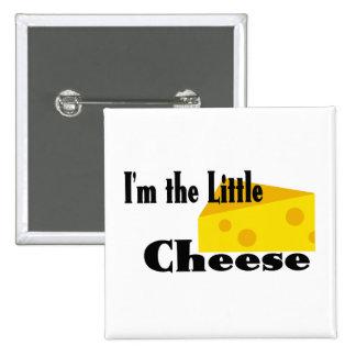 Little Cheese Button