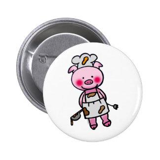 Little chef pins