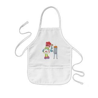 Little Chef Girl Kids' Apron
