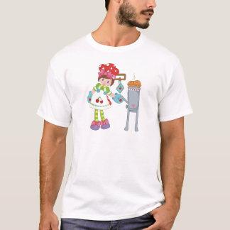 Little Chef Girl T-Shirt